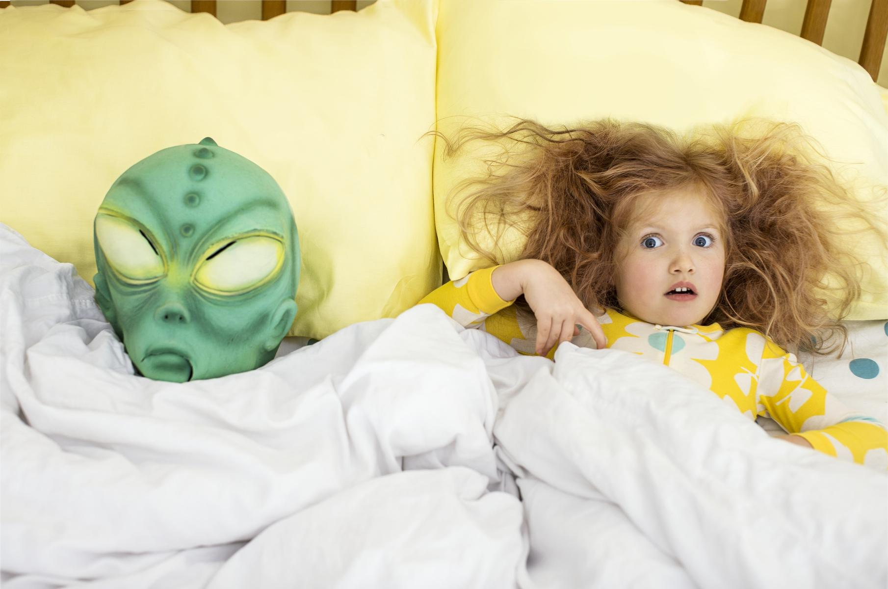 Nightmares: 6 Steps To Stop Scary Dreams