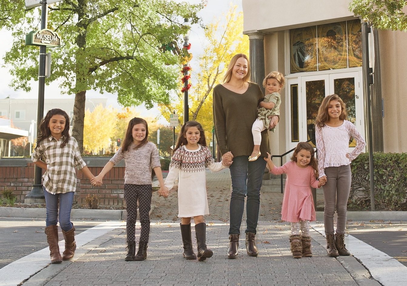 Love Times Six: Meet The Foster Mom Who Adopted A Halfdozen Sisters