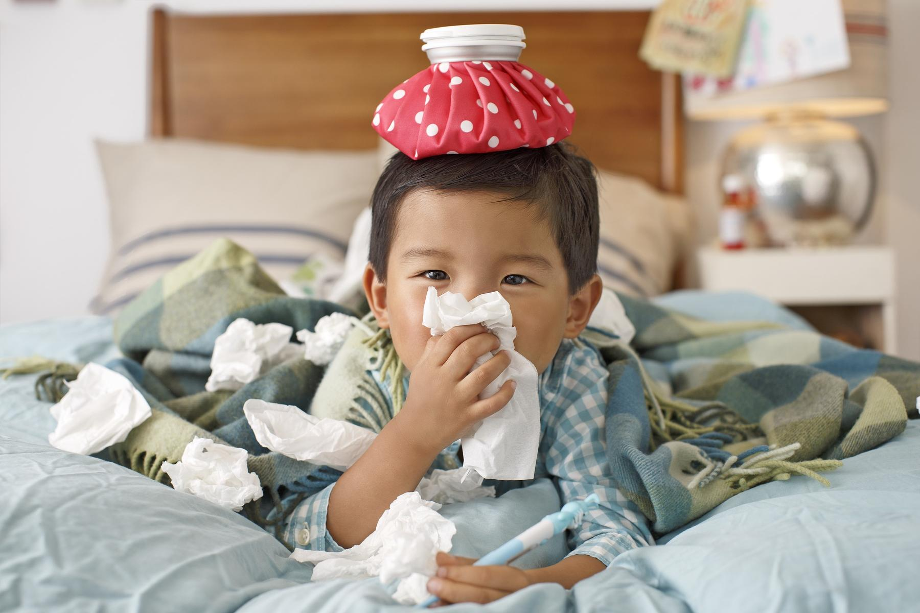 Image result for CHILDREN FLU SEASON