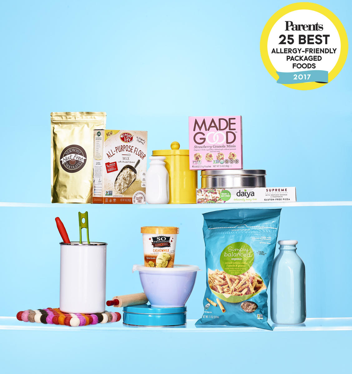 Parents Magazine S 25 Best Allergy Friendly Packaged Foods