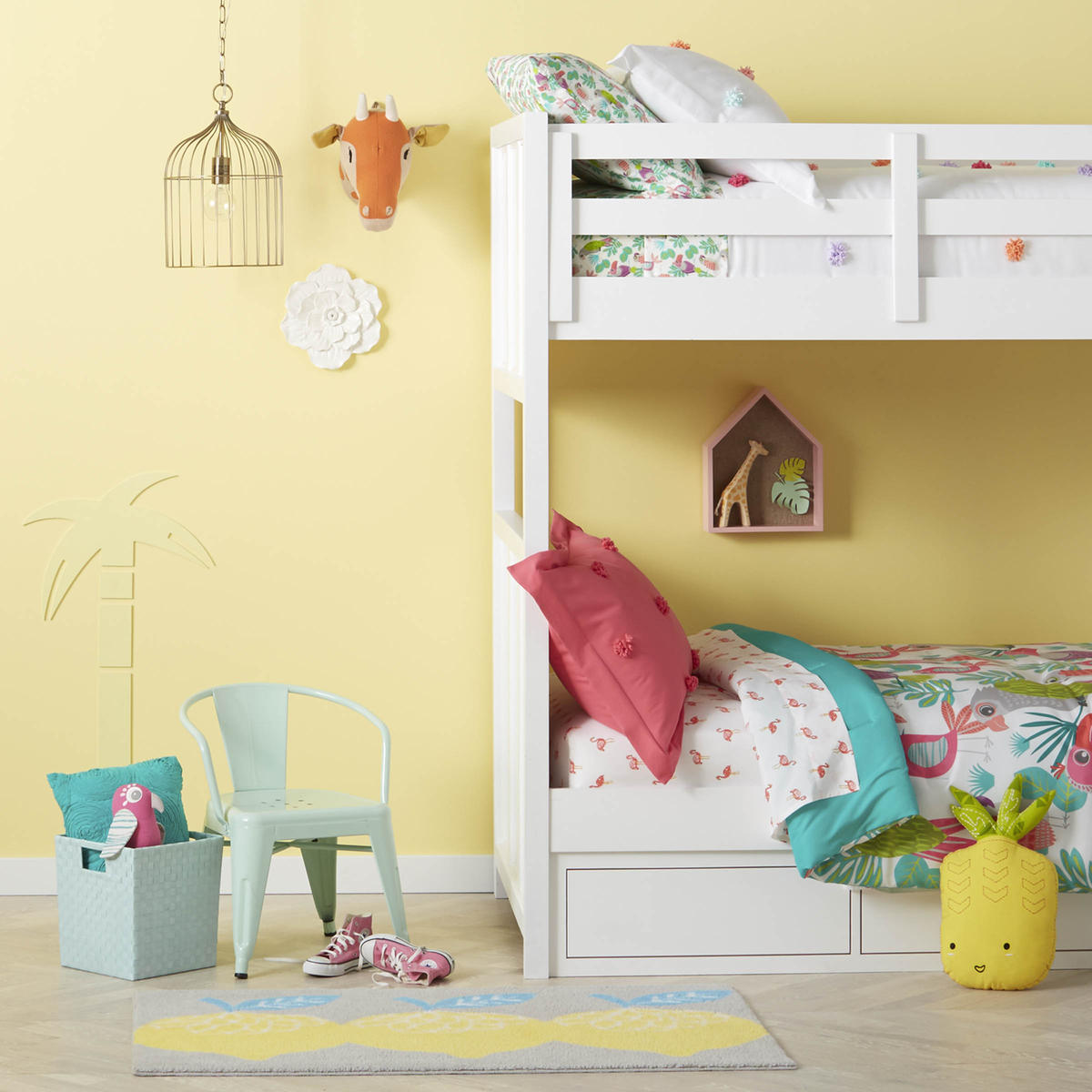 cozy up to target's new pillowfort kids decor collection