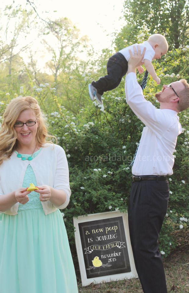 Our Favorite Easter Pregnancy Announcements – Royal Family Baby Announcement