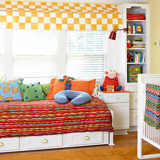 smart nursery storage solutions - Nursery Design Ideas