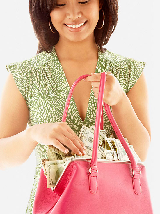How do i save money while maintaining a child and going to school?