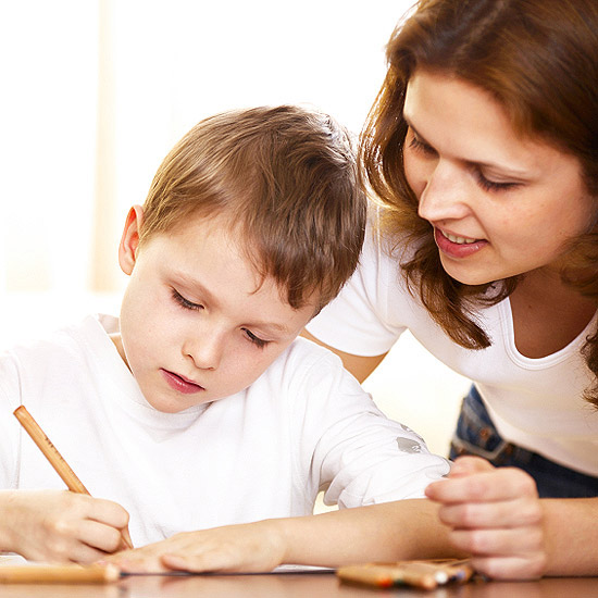How to help kids with homework