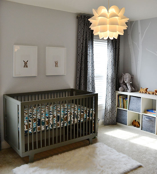 real life nursery inspiration - Nursery Design Ideas
