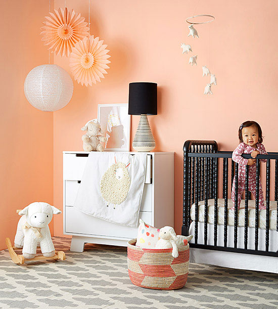 Baby Nursery Design Ideas Furniture Cribs Parents - Baby rooms designs