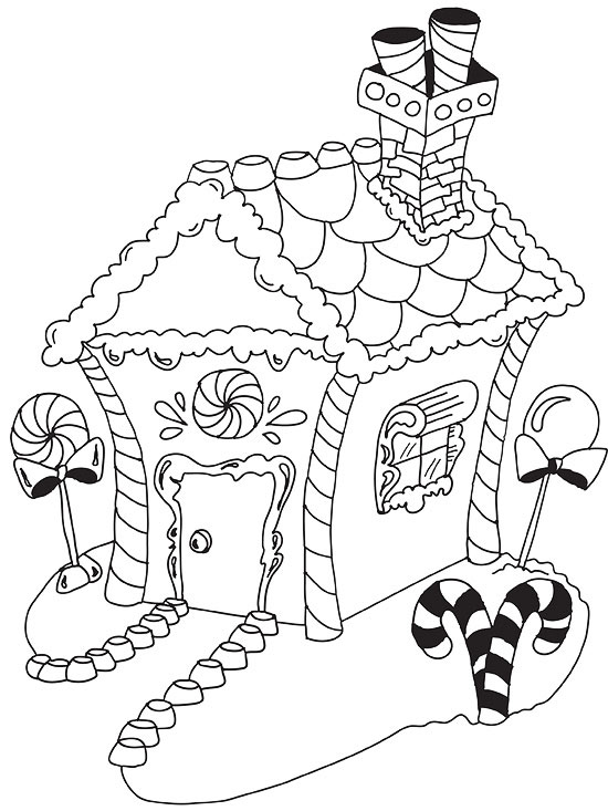 printable christmas coloring pages - Christmas Print Coloring Pages