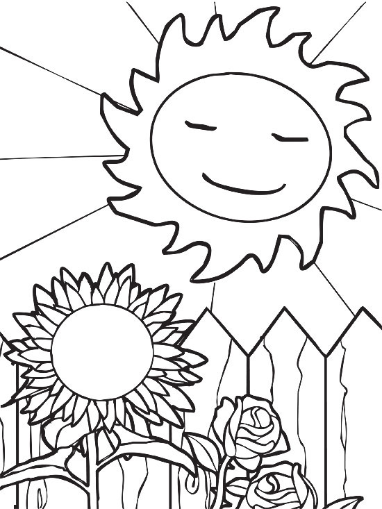 Summer Coloring Pages For Second Graders Coloring Pages