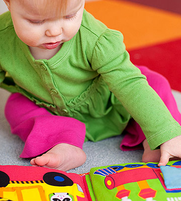Reading To Babies Skills Your Baby Learns From Story Time