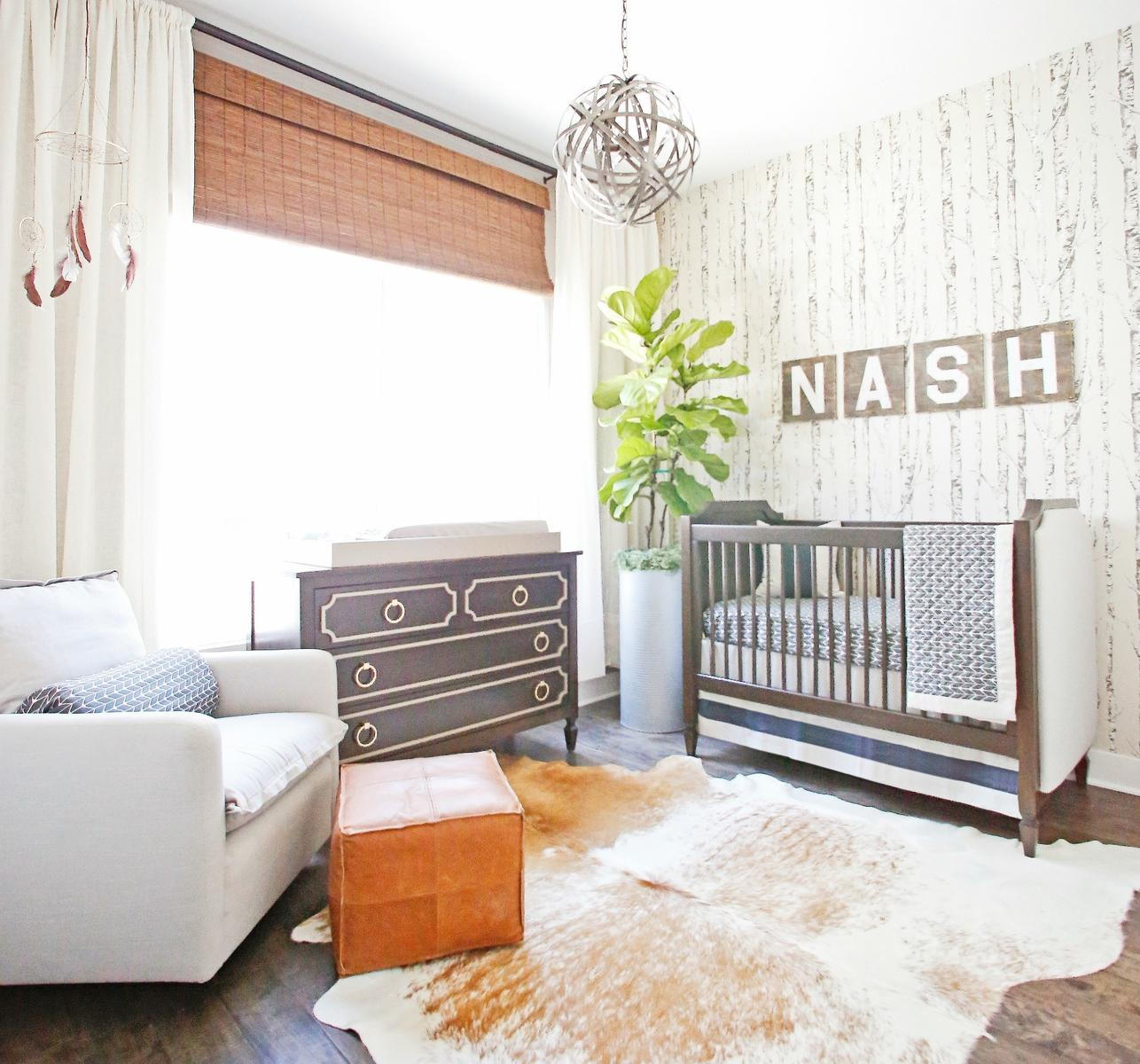nursery decor trends for 2016 - Nursery Design Ideas
