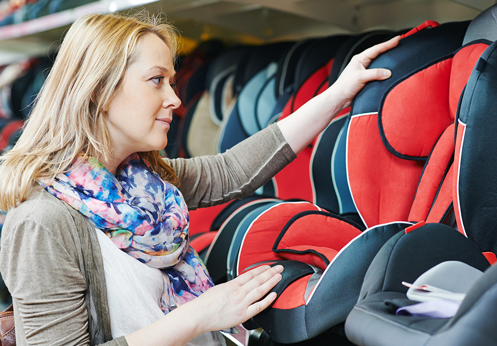 babies should be moved out of infant car seat by age 1