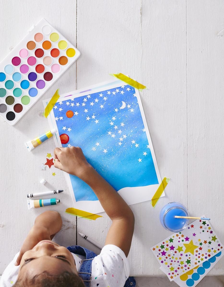 Paper arts and crafts for kids