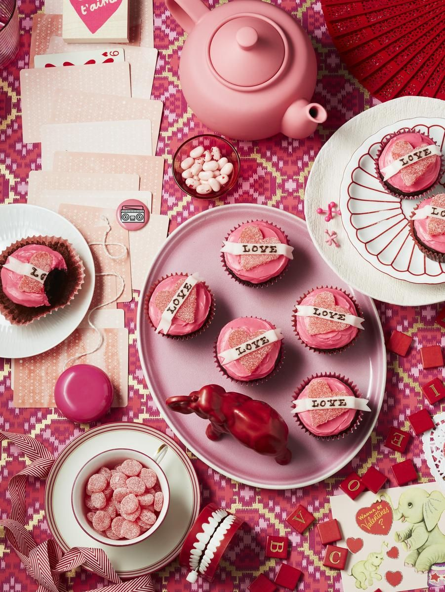 Vintage inspired valentine 39 s treats parents for Valentine party crafts for school