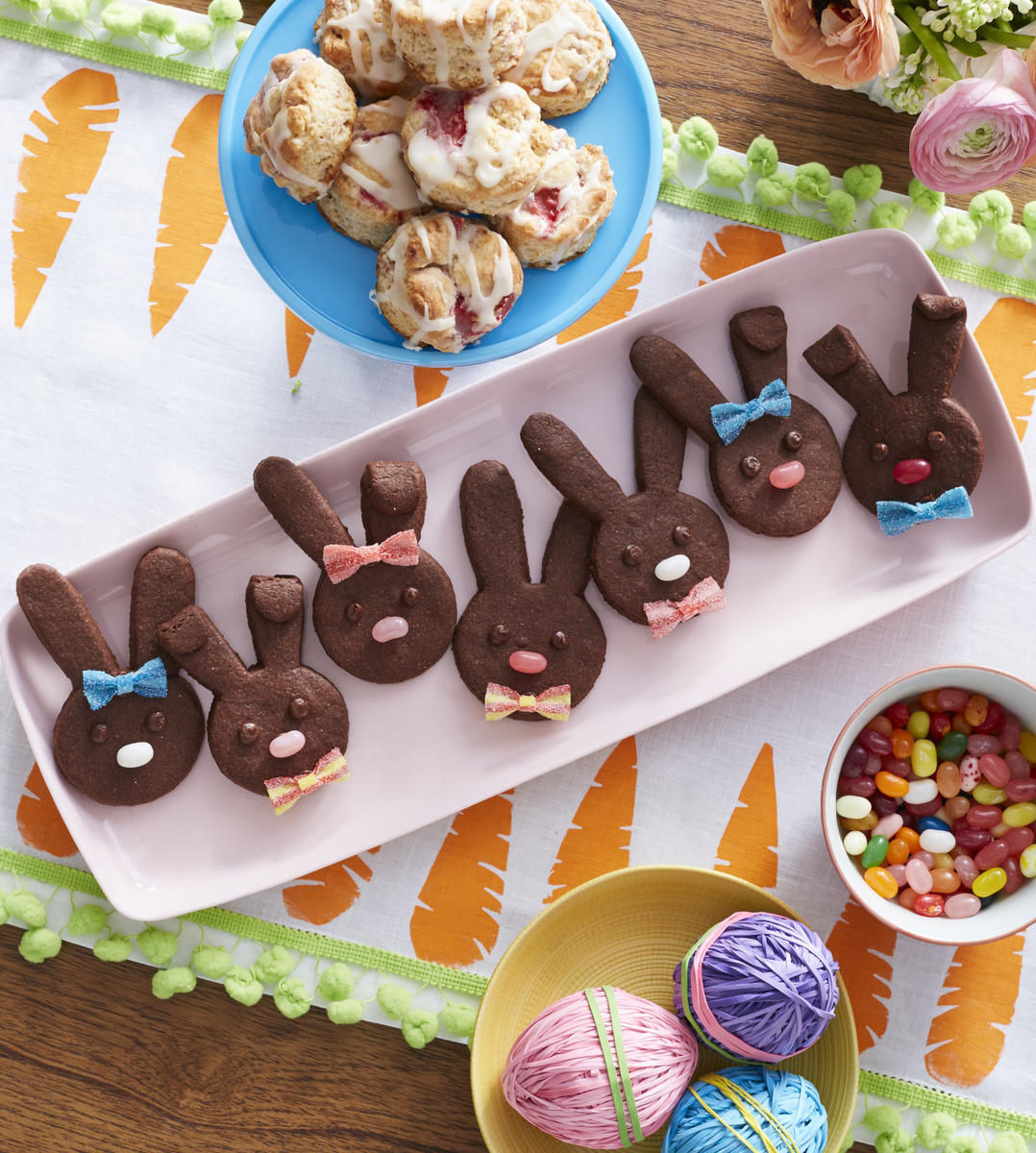 Easter Crafts, Food, And Fun