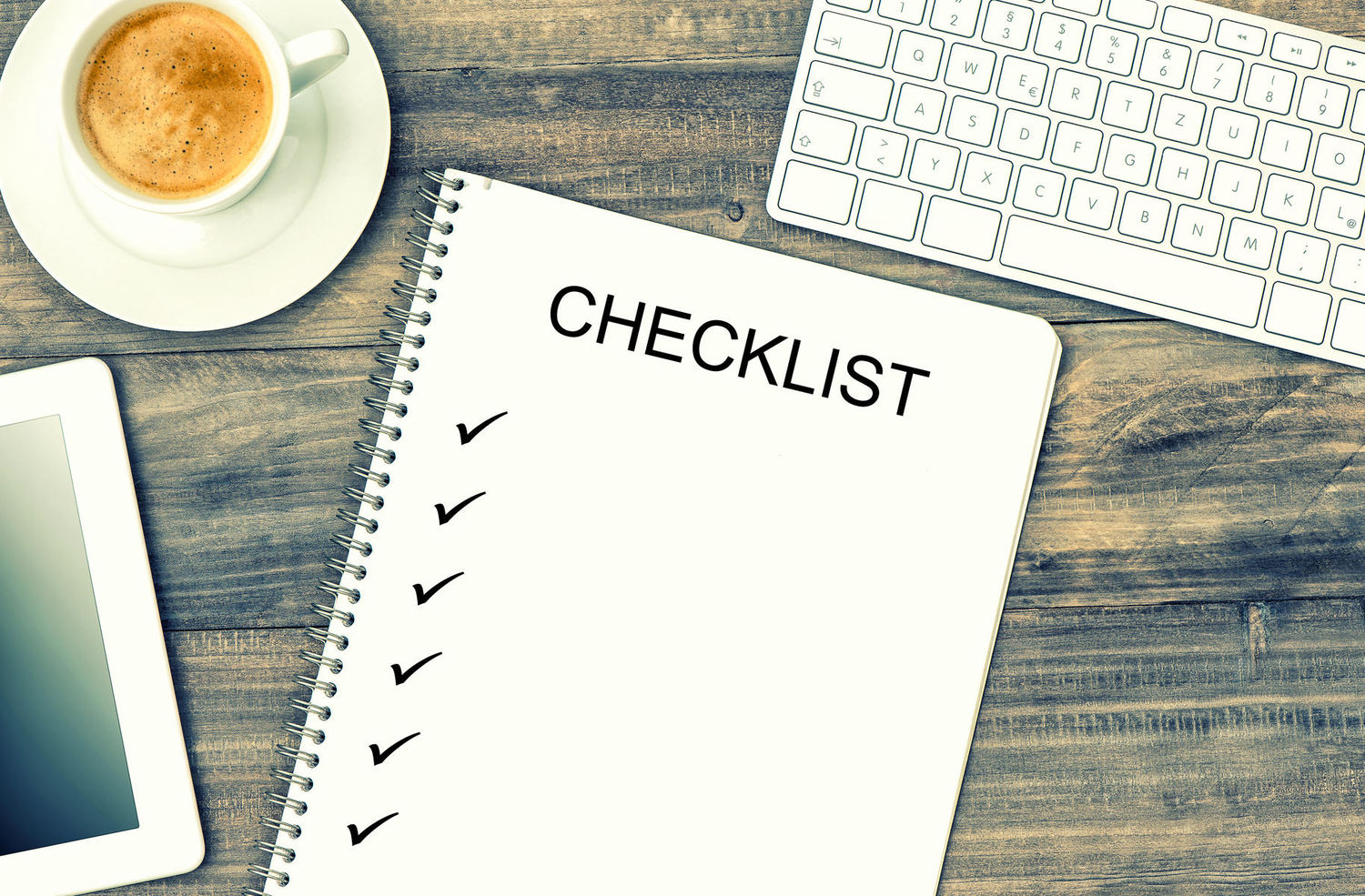 checklist  signs and symptoms of preeclampsia