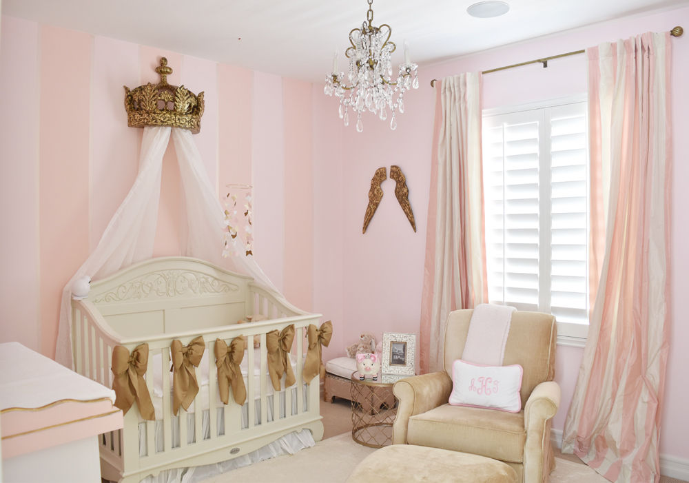 Tamera mowry housley gets 39 real 39 about the inspiration for Baby name nursery decoration