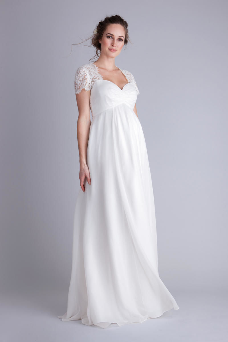 9 Geous Maternity Wedding Gowns