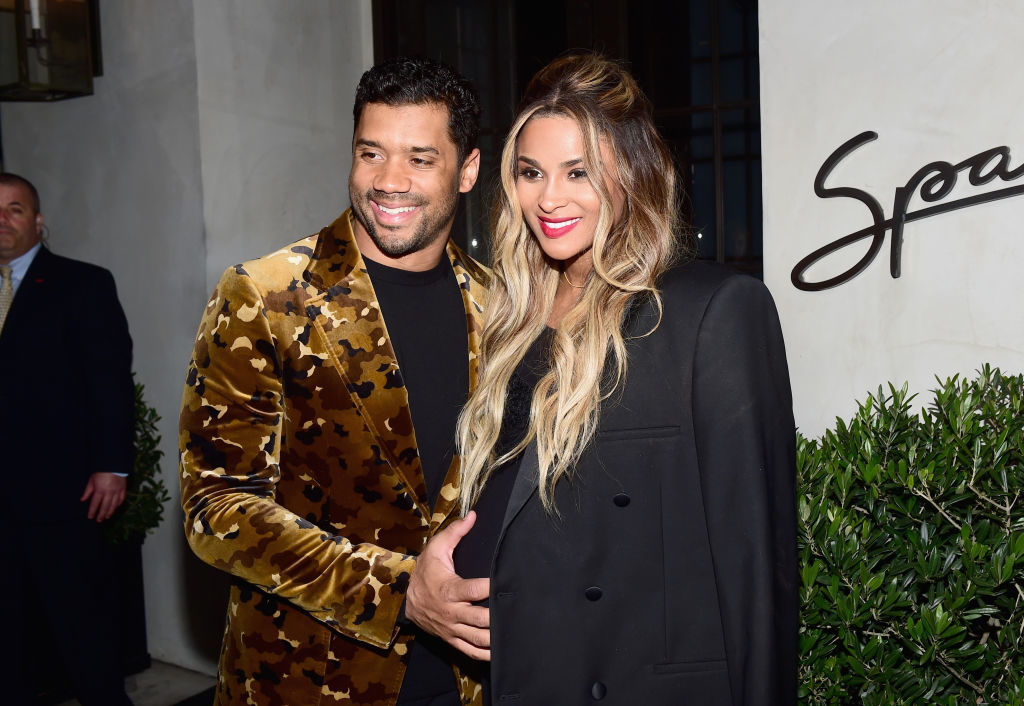 Ciara Shares Gorgeous New Baby Bump Photos as Her Due Date Nears