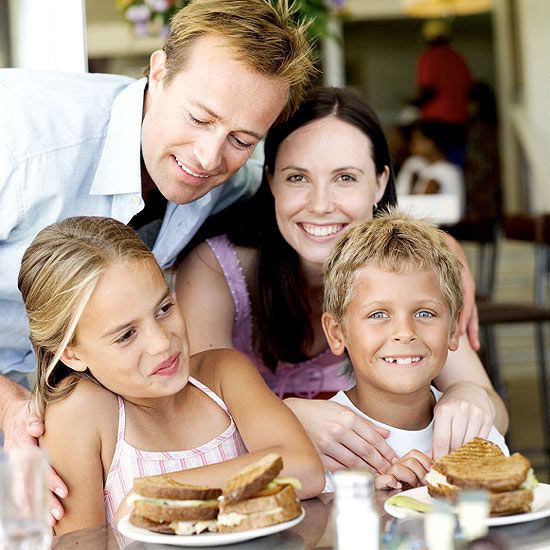 Does parenting affect childrens eating and