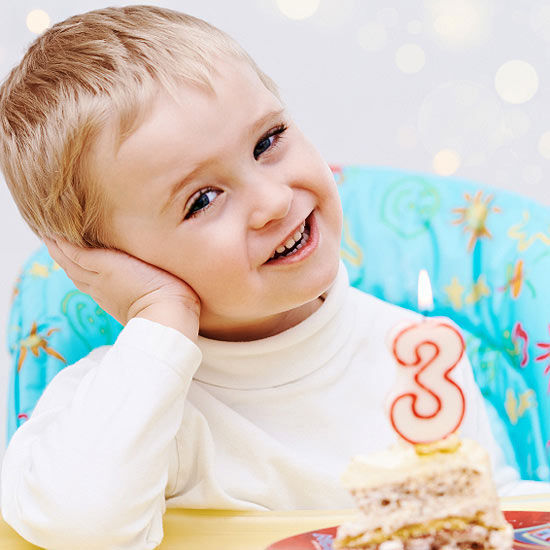 3-Year-Old Birthday Gift Ideas