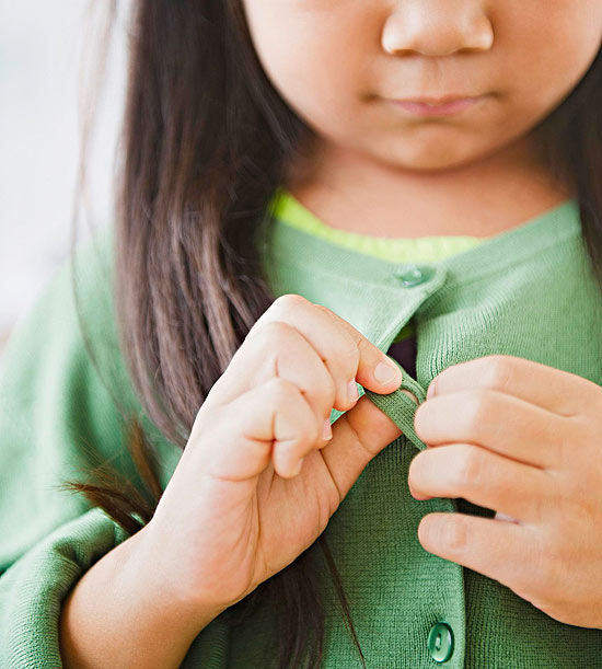 Developing Motor Skills in Young Children