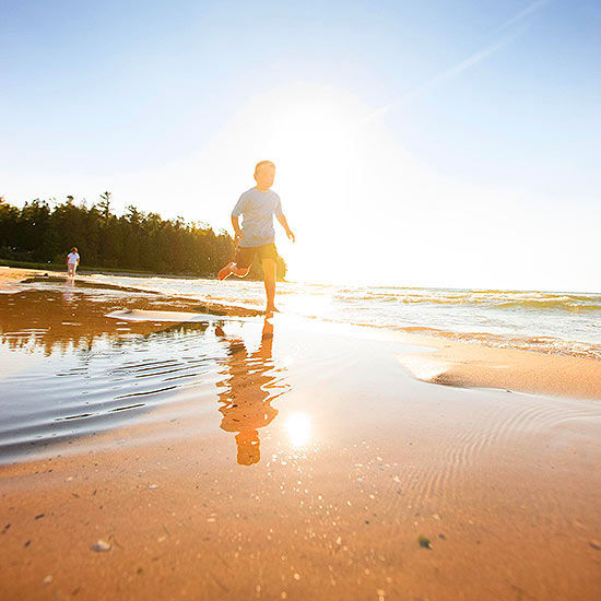 Find Vacation Spots Near U: Great Lakes Beach Towns