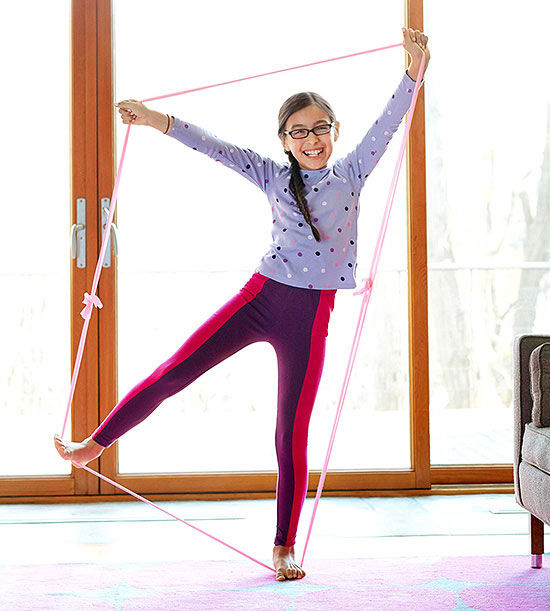 stretchy band exercises for kids - Exercise Pictures For Kids