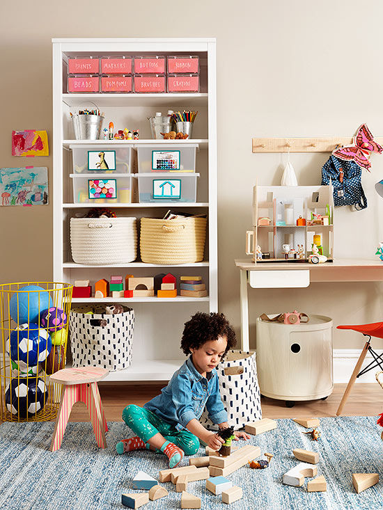 11 Tips For Keeping Kids Toys Organized: Innovative And Easy Toy Storage
