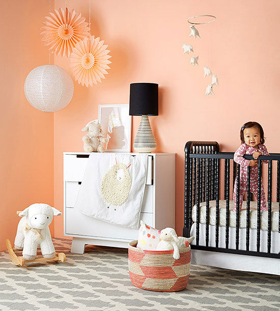 Tips For Decorating A Small Nursery: Best Products To Design A Sheep-Themed Nursery
