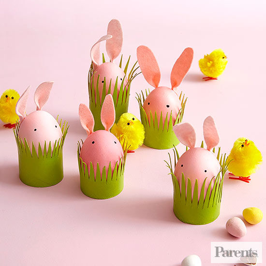 An Upcycled Easter: Fun Eco-Easter Crafts