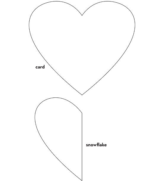 Printable Heart Templates – Heart Template