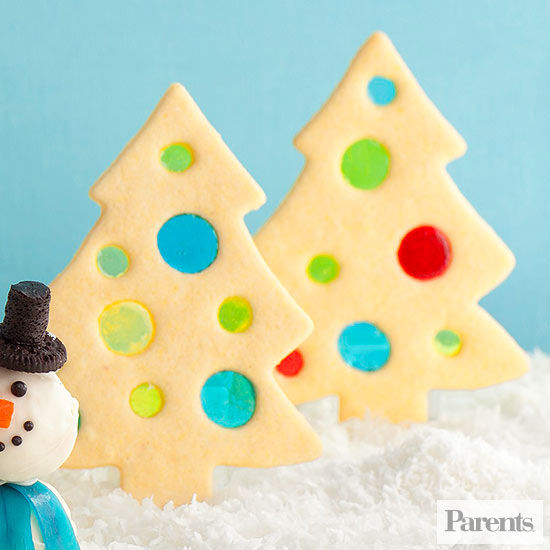 KidFriendly Christmas Cookies 12 Treats To Make Together