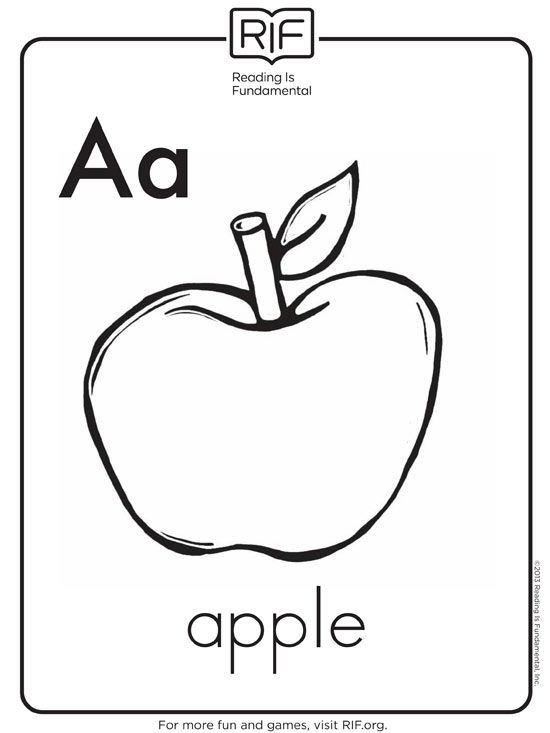 Free alphabet coloring pages for Abc coloring pages for kids printable
