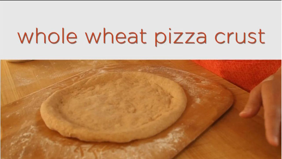 Whole Wheat Pizza Crust | Parents