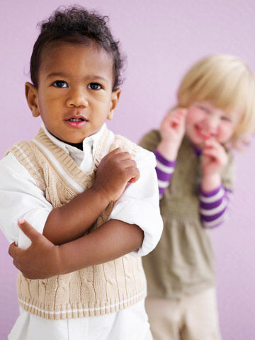 why your toddler hits and bites