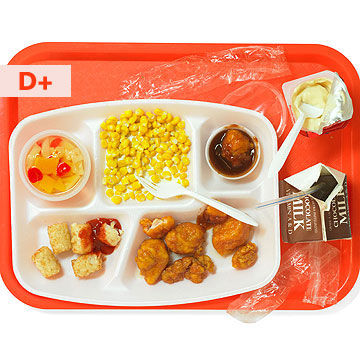 The Problem with Your Child's School Lunch and What To Do About It