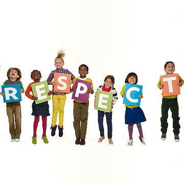 respecting a child Cultural/racial issues our kids but you should never impose your beliefs or religious practices on the child you foster your respect for the religious beliefs of the child and his or her family demonstrates acceptance and tolerance of who they are.