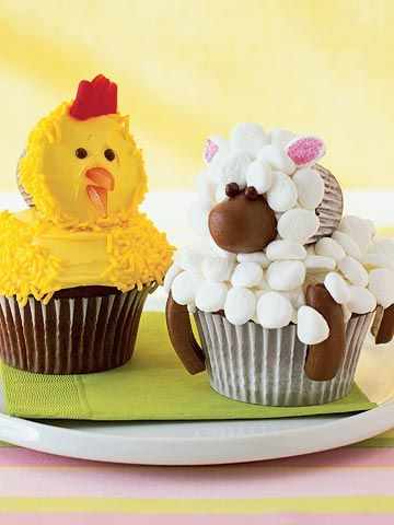 Really Cute Cupcakes