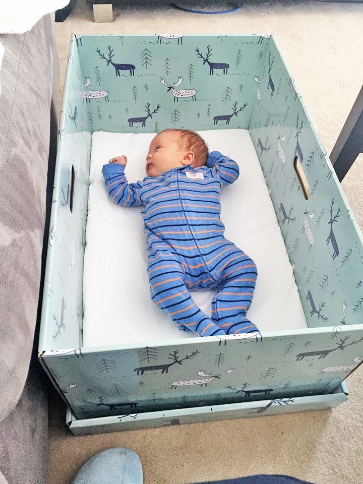 New Jersey Will Be The First State To Give Free Baby Boxes