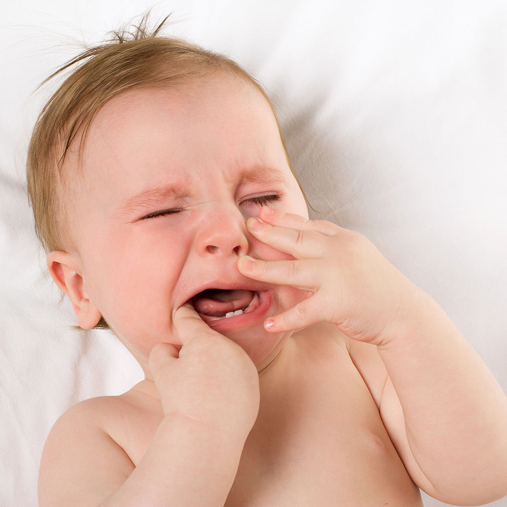 Rise In Body Temp During Teething Probably Isn T Fever