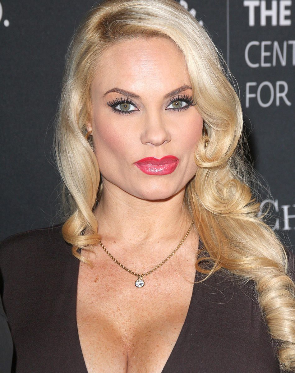 Coco Austin Blasts Critics Of Her Photos Of Baby Chanel