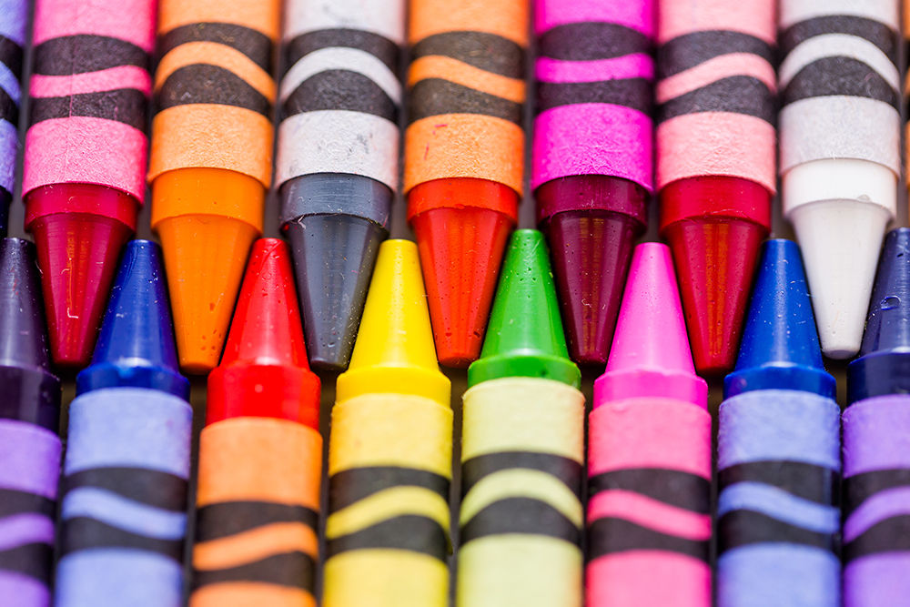 How Your Used Crayons Can Help