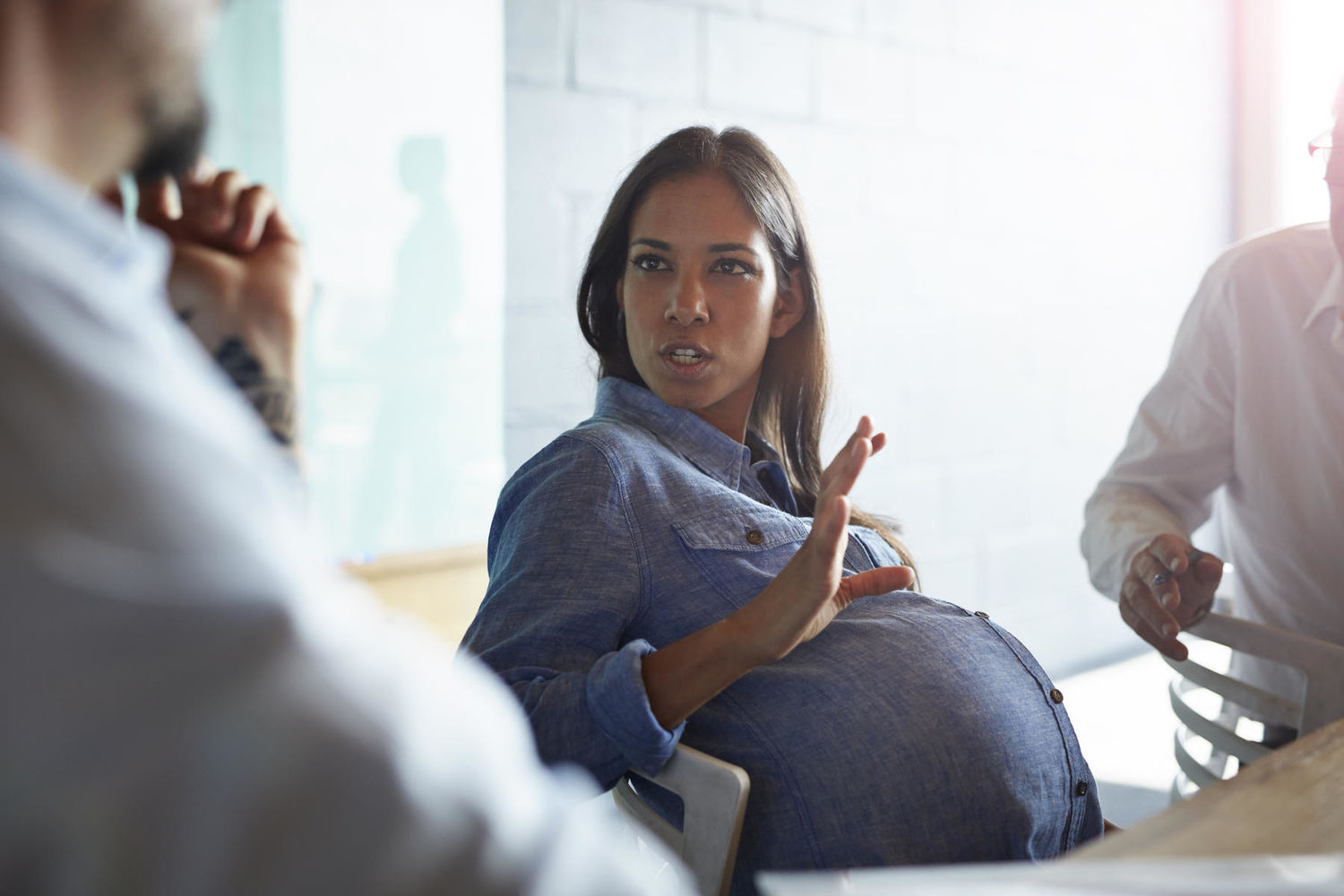 12 Things NOT to Say to a Preggo