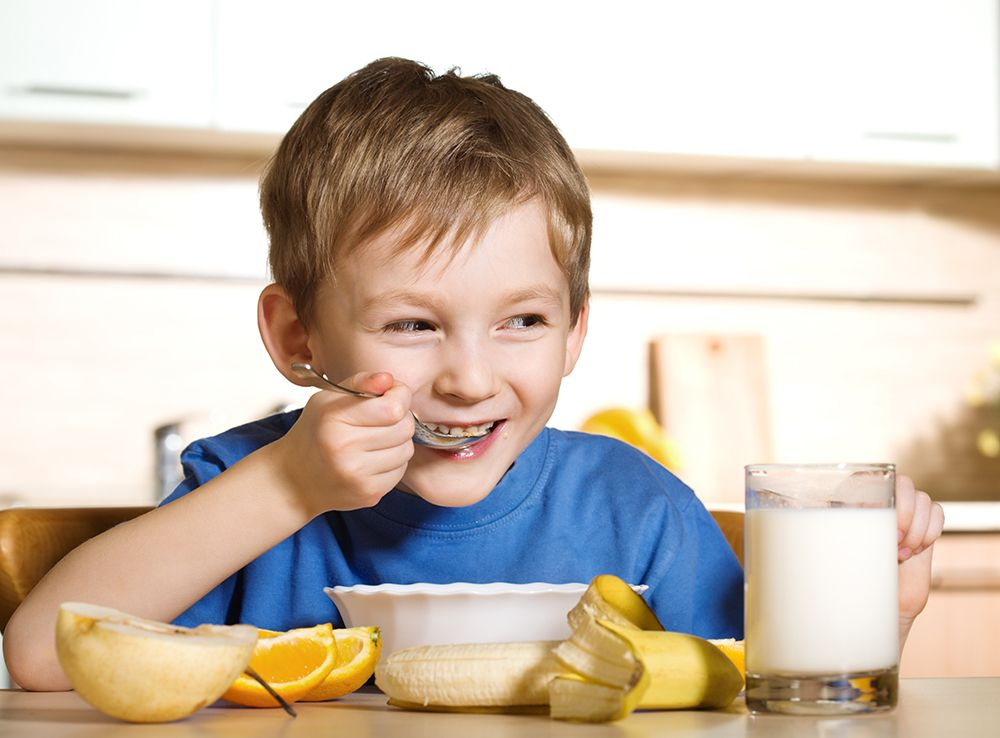 When Kids Eat a Healthy Breakfast, They Do Better in School