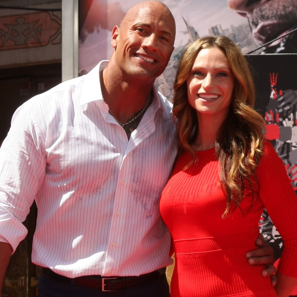 Dwayne The Rock Johnson Welcomes Second Daughter