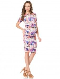 Maternity clothes the do 39 s and don 39 ts of dressing your for Wedding dress to hide pregnancy