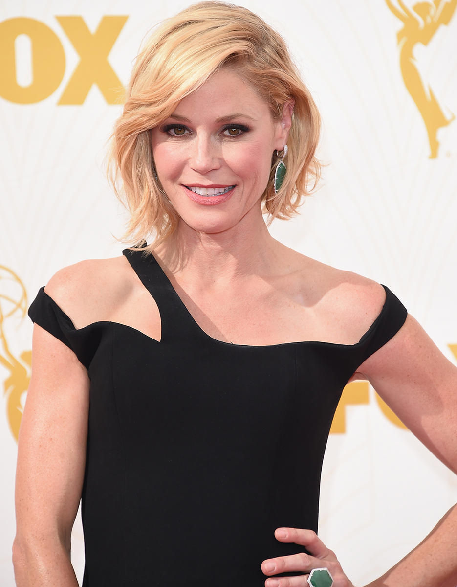 julie bowen spills about raising three boys and her true feelings on halloween parents
