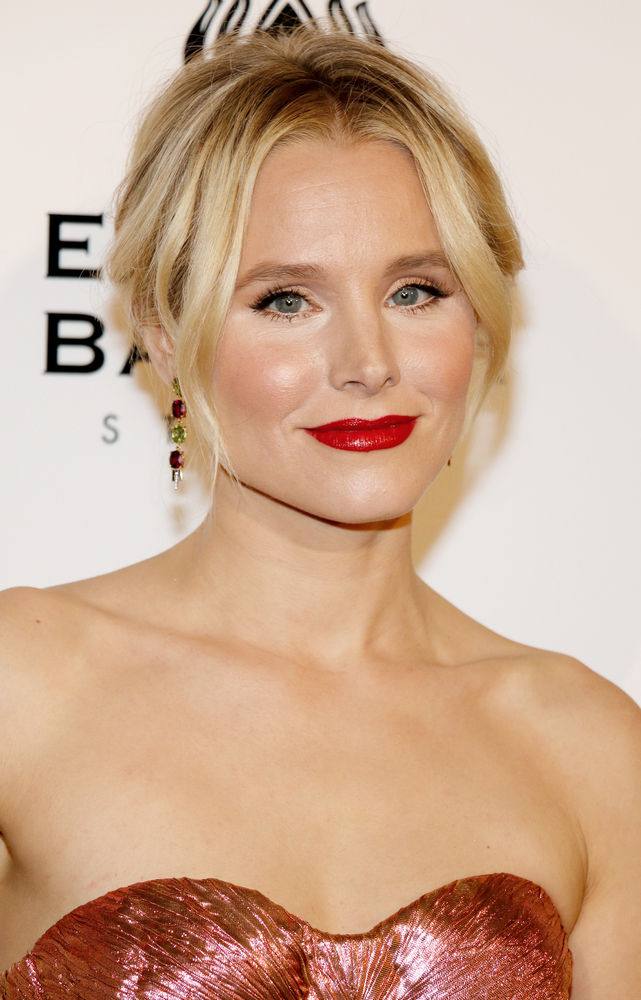 Kristen Bell 39 s Kid Safety Hack