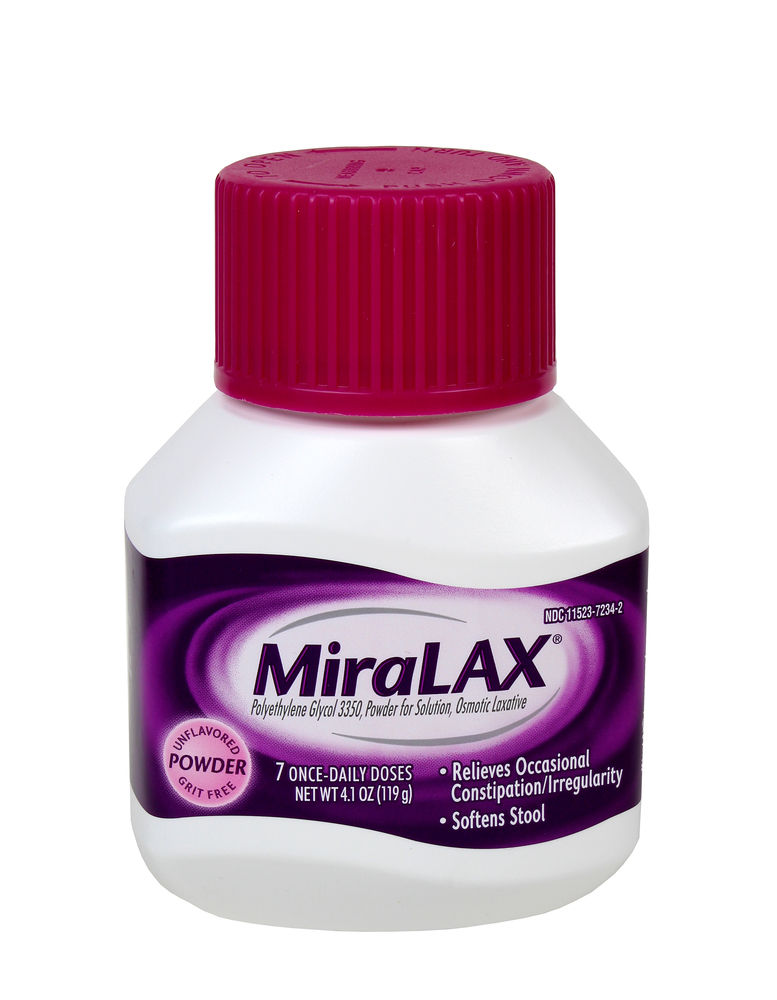 photograph about Miralax Coupon Printable identified as MIRILAX - MiraLAX Laxative Powder, 4.1 Oz